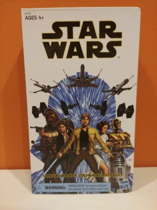 Luke, Luke Skywalker (Skywalker Strikes) The Black Series, Star Wars Addicted