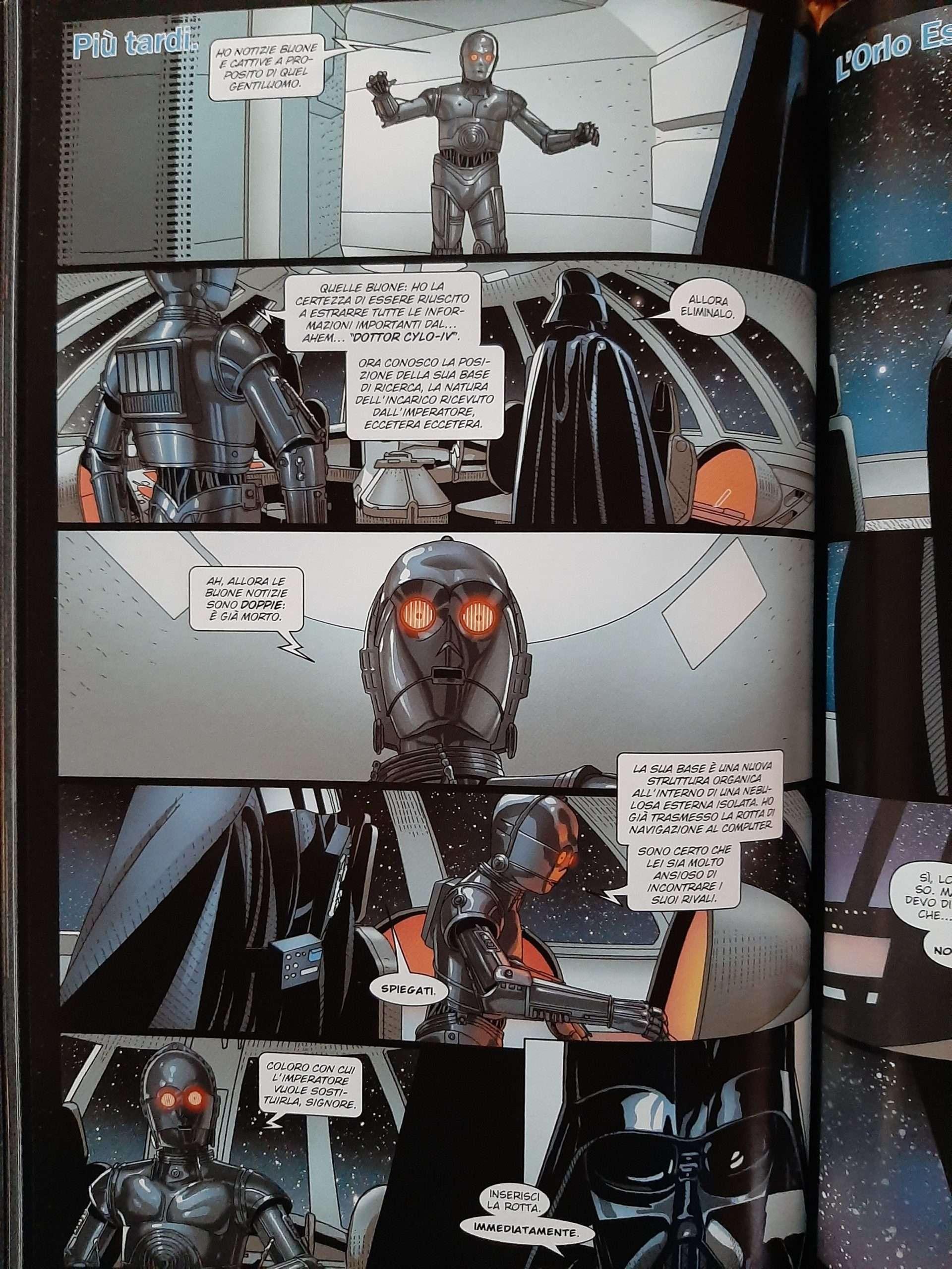 Cylo, Chi è il Dottor Cylo?, Star Wars Addicted