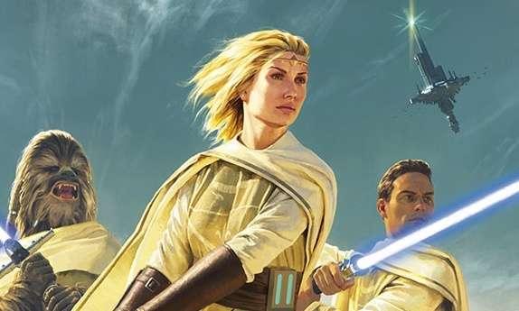 , La Luce dei Jedi: Star Wars ricomincia da qui, Star Wars Addicted