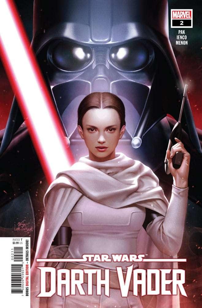 , Darth Vader: un nuovo confronto con Padmé Amidala, Star Wars Addicted
