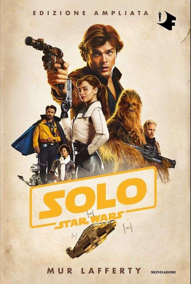 , Solo, edizione ampliata: la guida al romanzo, Star Wars Addicted