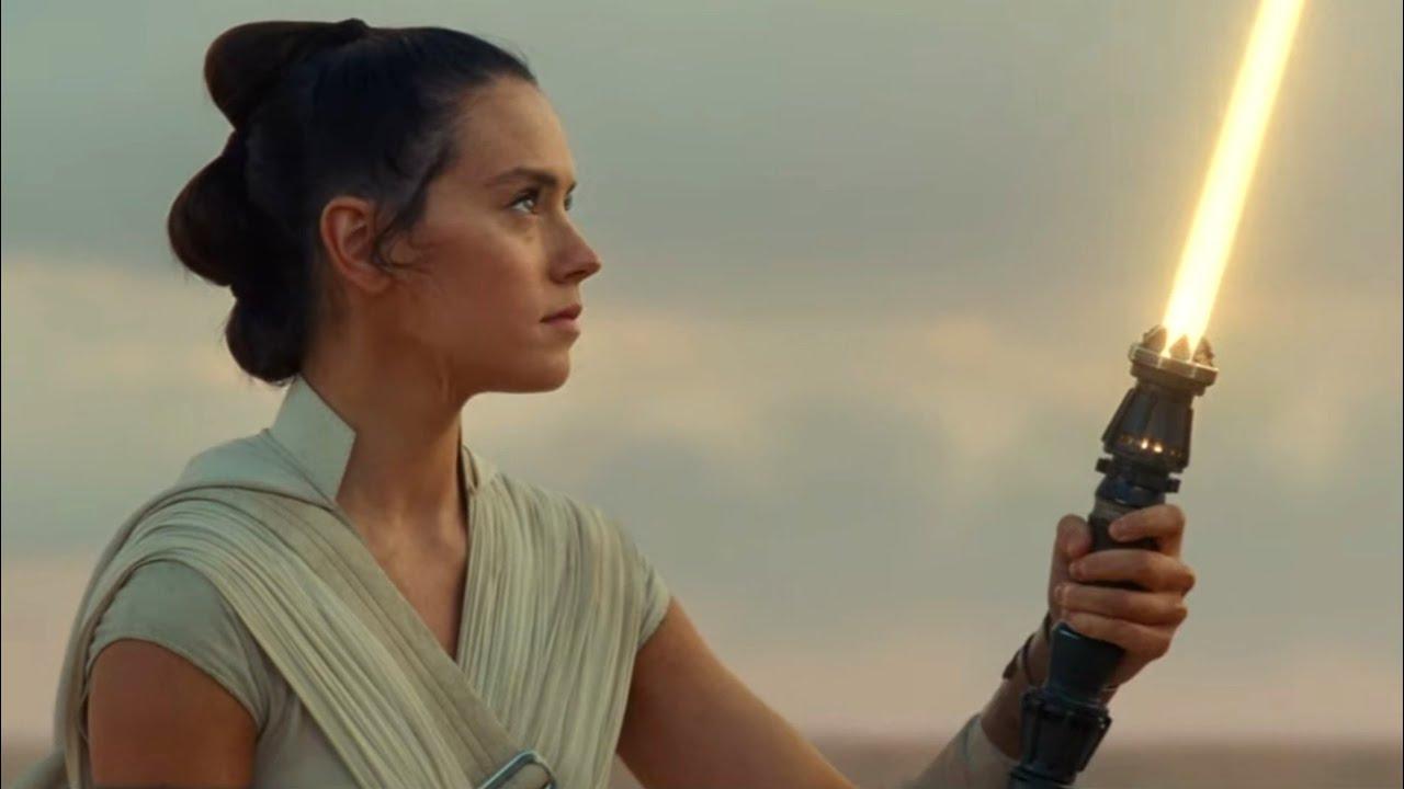, Episodio IX avrebbe dovuto mostrare la costruzione della spada di Rey, Star Wars Addicted