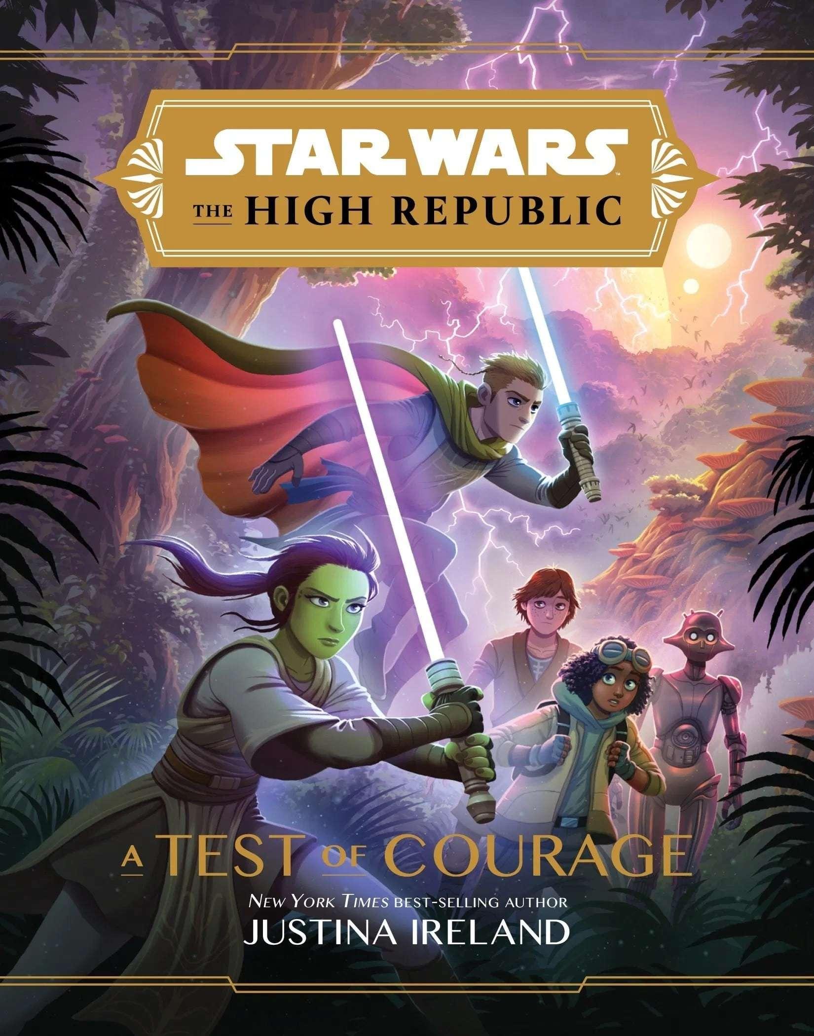, Rivelata la sinossi di Star Wars The High Republic: A Test of Courage, Star Wars Addicted