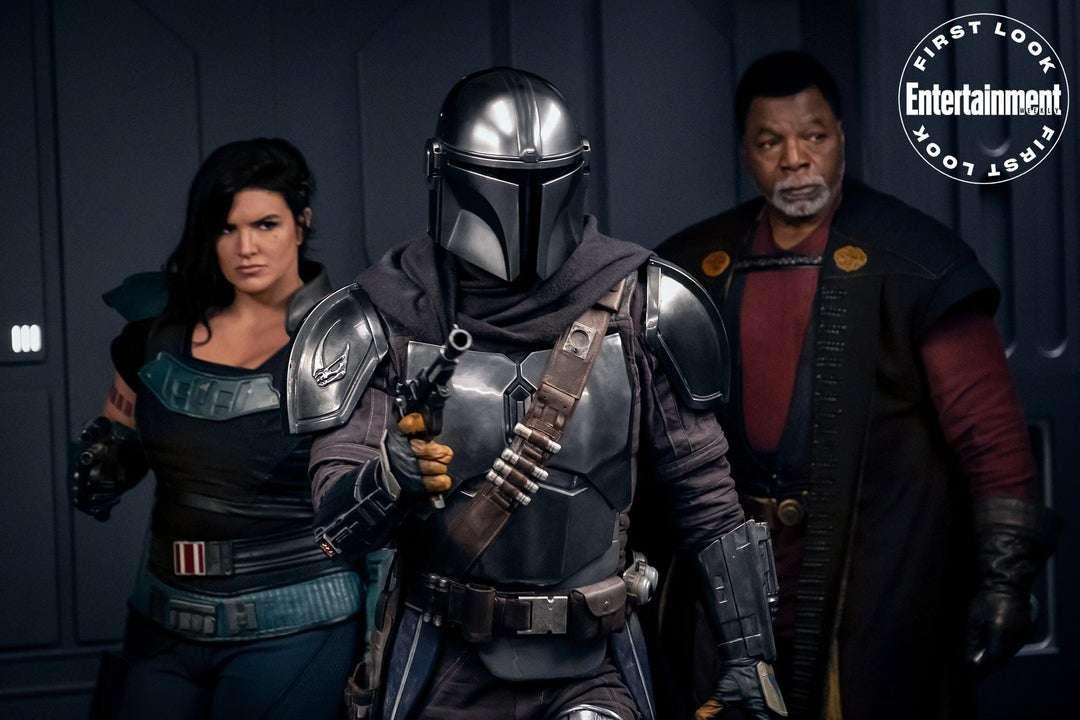 , The Mandalorian: prime immagini ufficiali dalla seconda Stagione, Star Wars Addicted