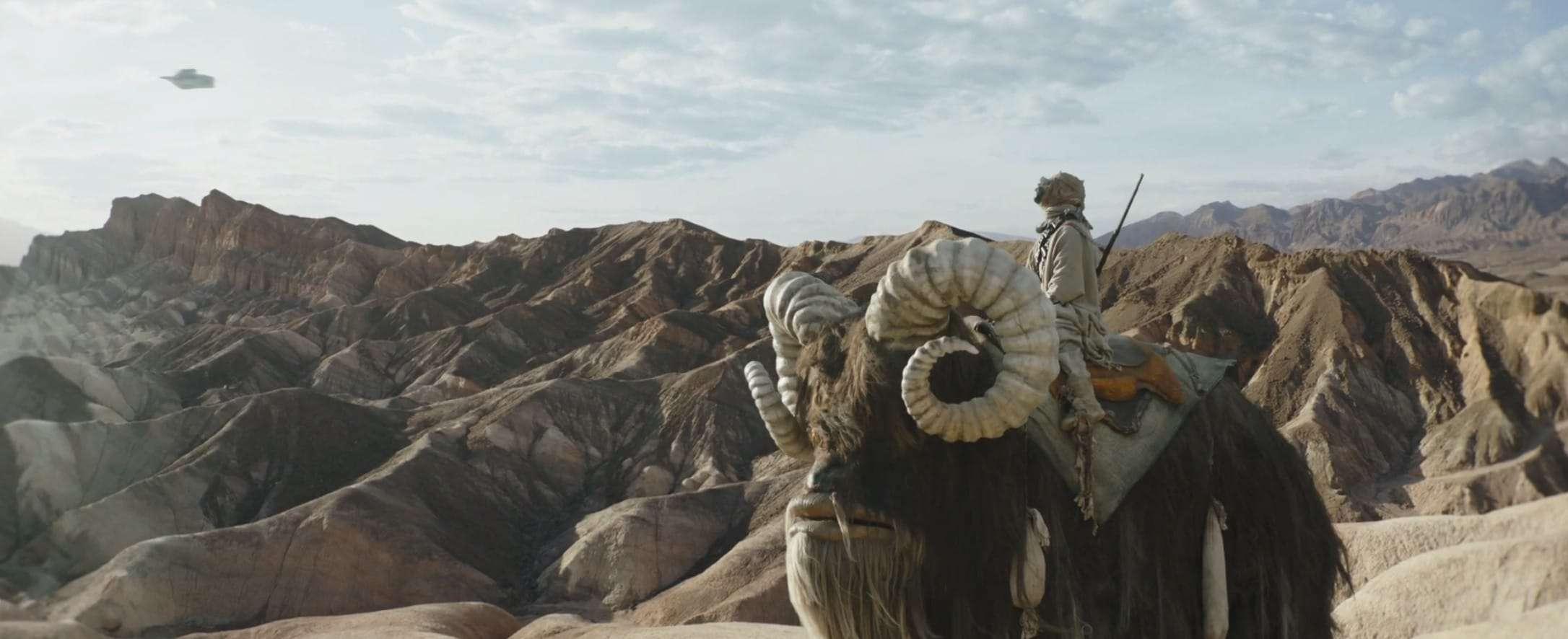 , The Mandalorian 2: Analisi e commento al trailer, Star Wars Addicted