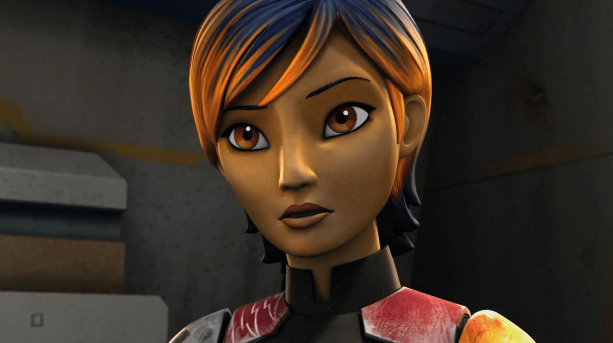 , Sabine in Ahsoka: Tati Gabrielle è la prima scelta per il ruolo in Live Action, Star Wars Addicted