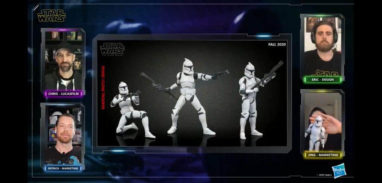 pulsecon, Pulsecon 2020, annunci Hasbro dalla Galassia Lontana Lontana!, Star Wars Addicted