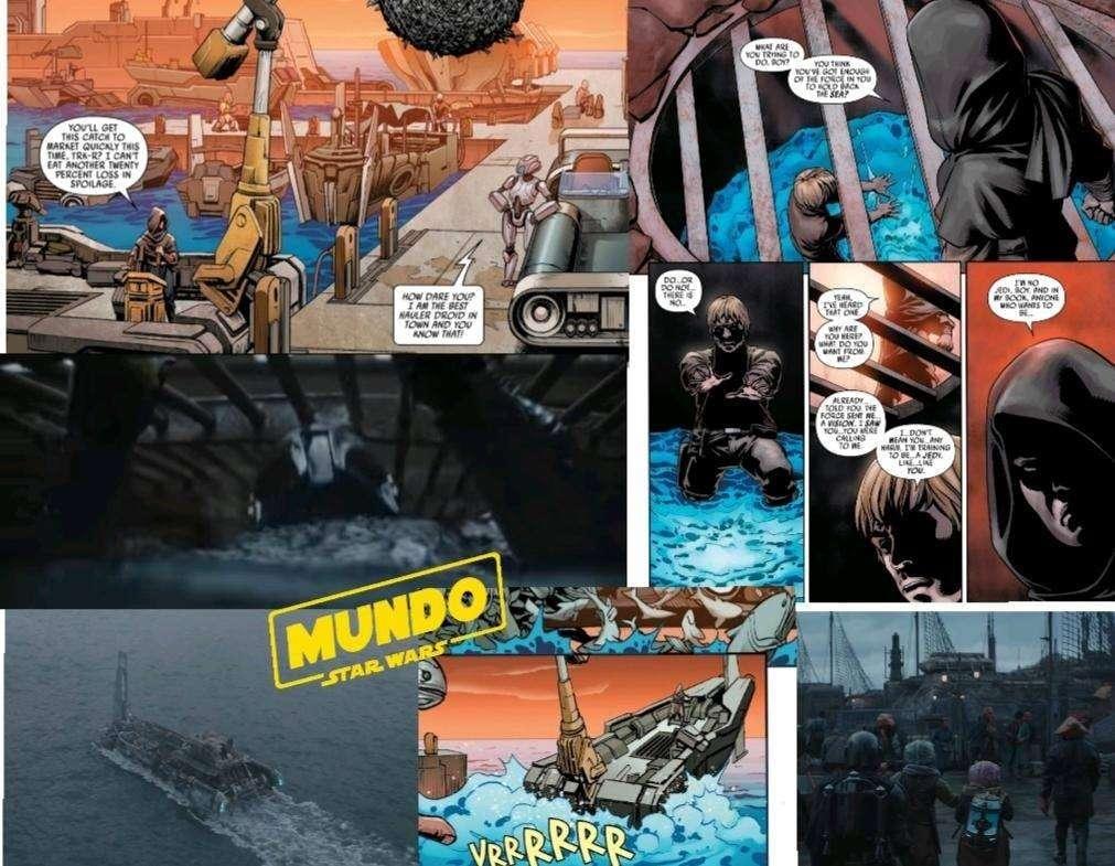 , The Mandalorian trailer: il pianeta acquatico sarebbe Serelia e non Mon Cala, Star Wars Addicted