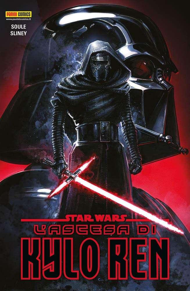 , L'Ascesa di Kylo Ren: la guida al Fumetto, Star Wars Addicted