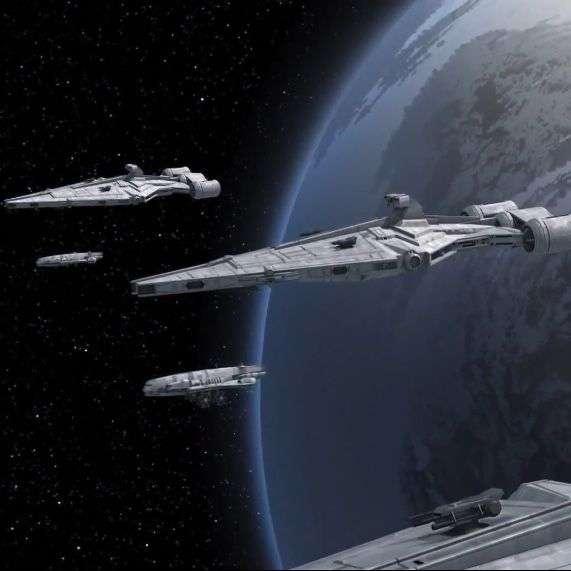 Arquitens The Mandalorian, The Mandalorian: l'incrociatore di comando Arquitens – Guida al Canon, Star Wars Addicted