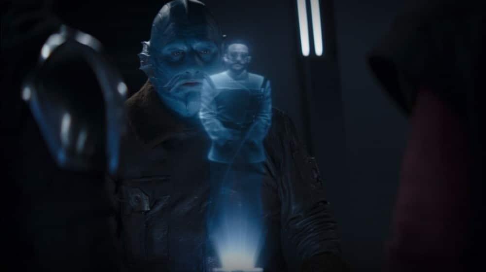 , The Mandalorian, Capitolo 12: il ritorno dei Midi-Chlorian e una connessione sempre più forte con la trilogia sequel, Star Wars Addicted