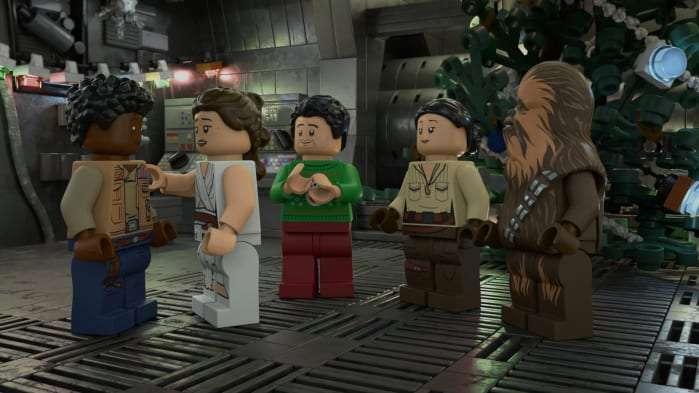 , Lego Star Wars Holiday Special: perché è importante per capire Episodio IX, Star Wars Addicted