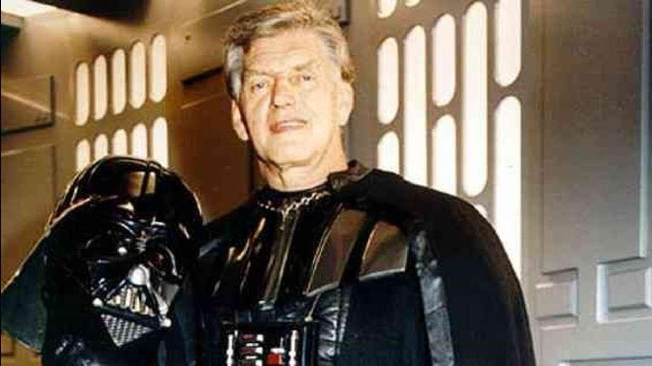 È morto David Prowse, l'interprete storico di Darth Vader ⋆ Star Wars  Addicted