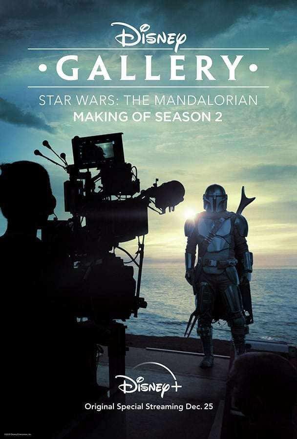 , Arriva Disney Gallery: The Mandalorian dedicato alla seconda stagione dello show, Star Wars Addicted