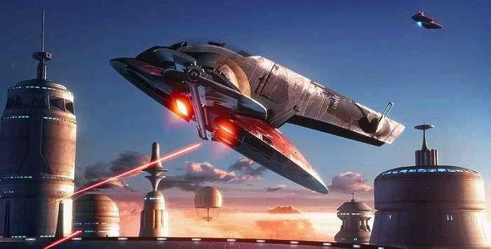 Veicoli The Mandalorian, [RUMOR] Alcuni veicoli noti potrebbero tornare in The Mandalorian, Star Wars Addicted