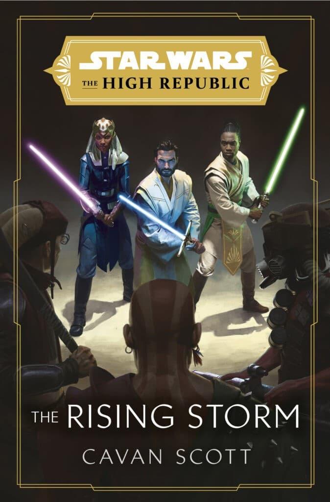 The High Republic, The High Republic: presentato un nuovo romanzo e l'edizione speciale di The Light of the Jedi, Star Wars Addicted