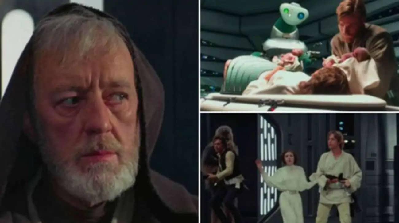, 12 dettagli di Episodio IV: una Nuova Speranza che non avrai notato, Star Wars Addicted