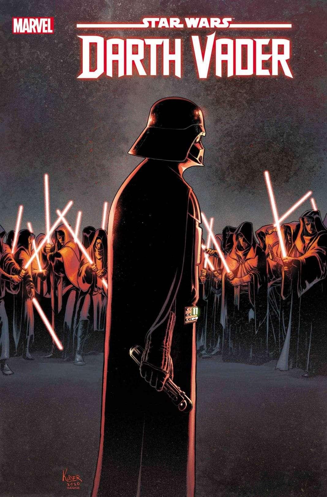 darth vader anteprima aprile, Di nuovo su Exegol. Anteprima di Darth Vader (2020) #11, Star Wars Addicted