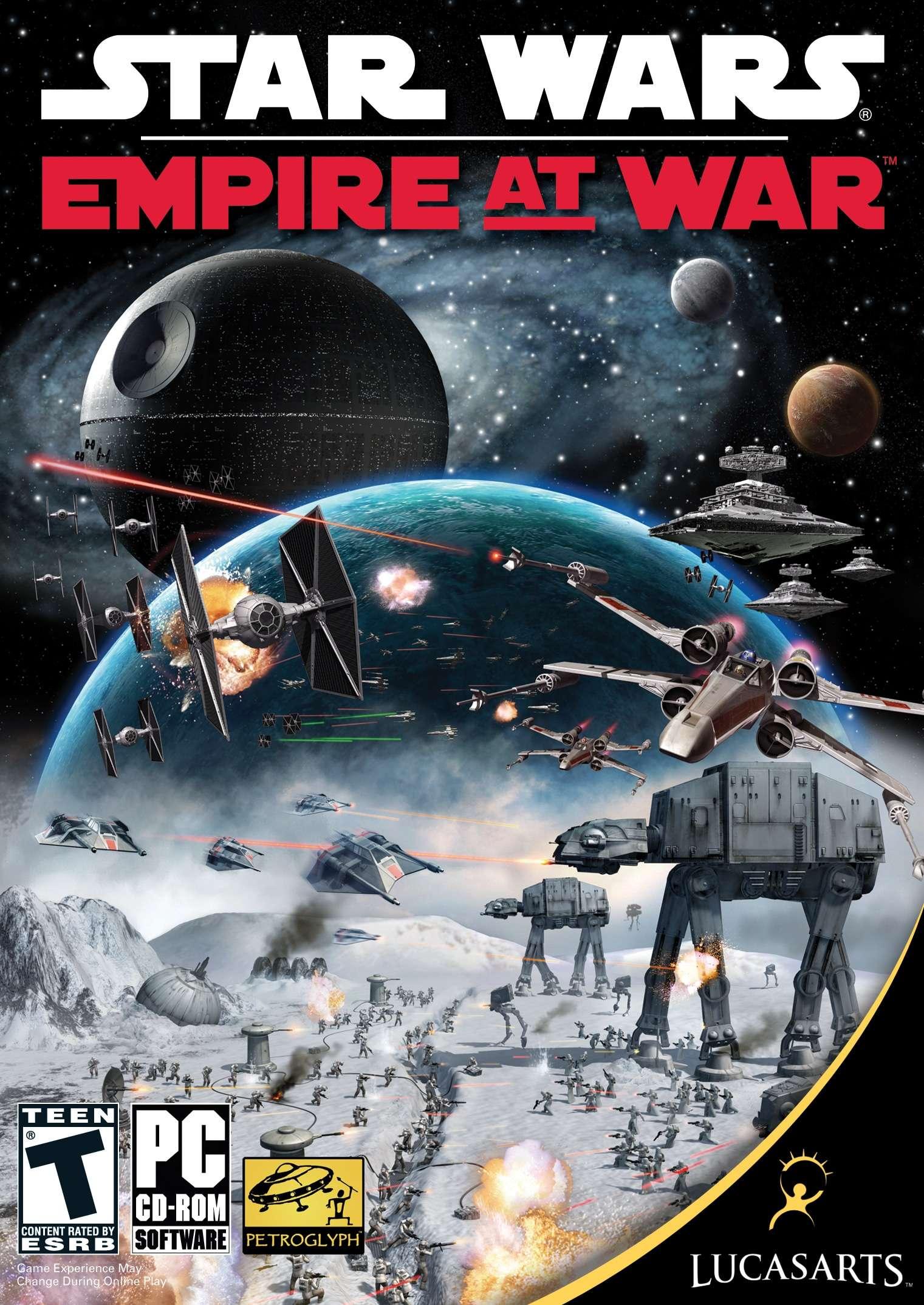 , Star Wars: Empire at War: una nuova patch dopo 15 anni dall'uscita, Star Wars Addicted