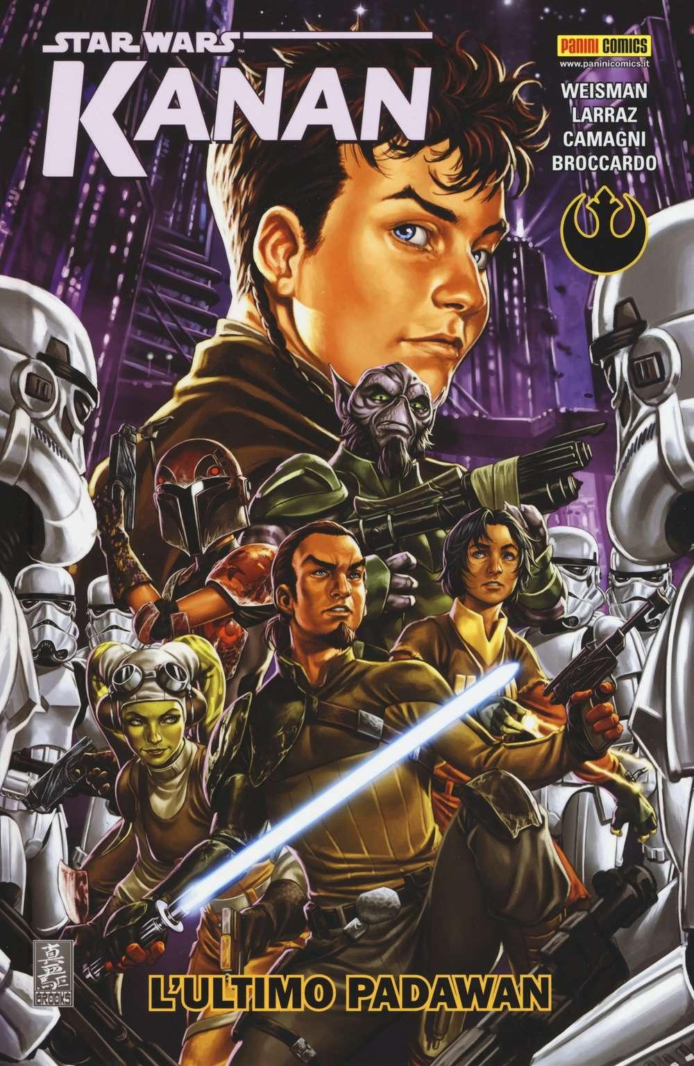 , Kanan Jarrus – Guida al Canon, Star Wars Addicted