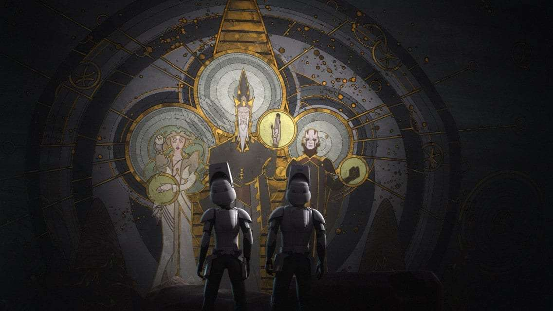 Mortis dei Forza, Gli dei di Mortis: i Guardiani della Forza – Guida al Canon, Star Wars Addicted