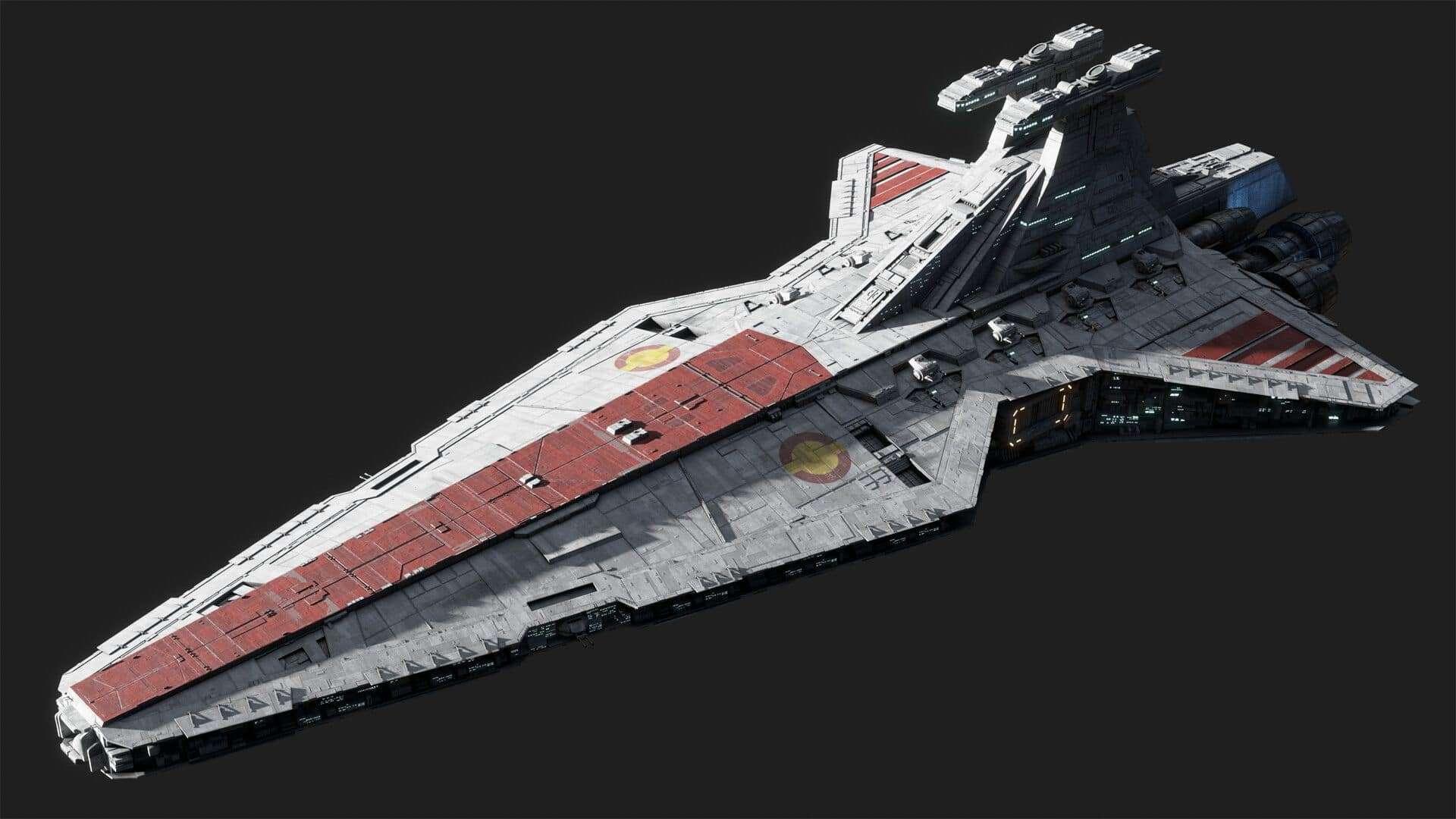Star destroyer incrociatori stellari, Tutti gli star destroyer – Età della Repubblica- Guida al Canon, Star Wars Addicted
