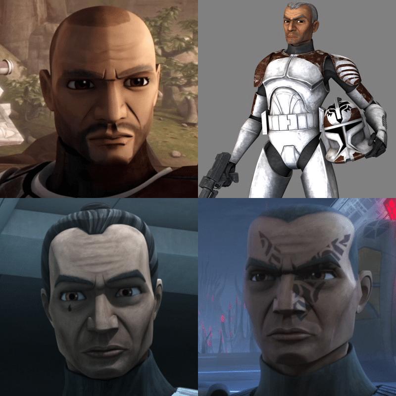 Cloni identità esercito, Essere un clone: problemi di identità, Star Wars Addicted