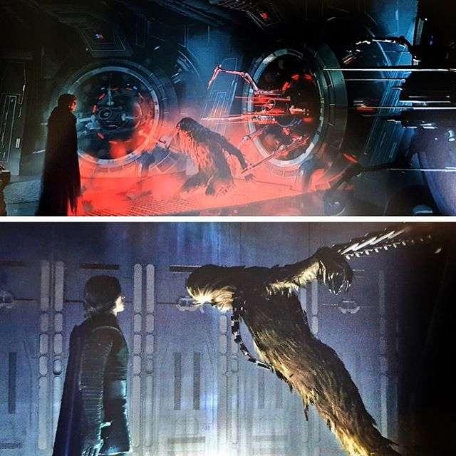 Suotamo Chewbecca, Joonas Suotamo parla di una scena tagliata di Episodio IX, Star Wars Addicted