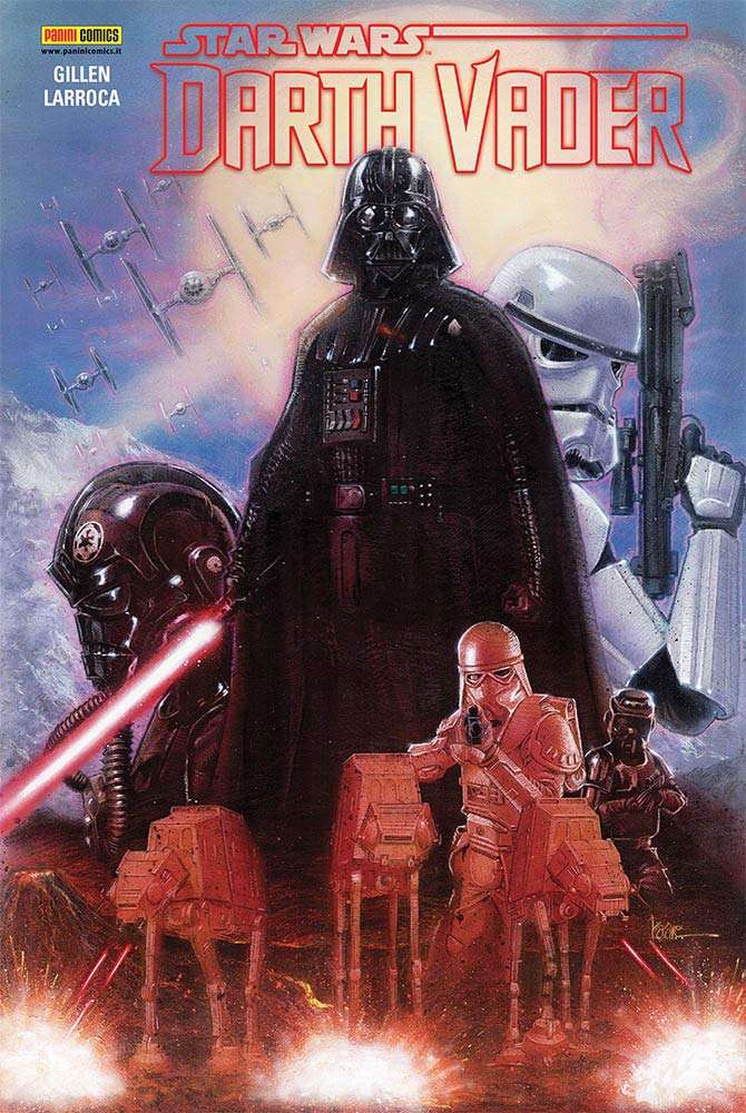 , Chi ha rivelato a Darth Vader che Luke Skywalker è suo figlio?, Star Wars Addicted