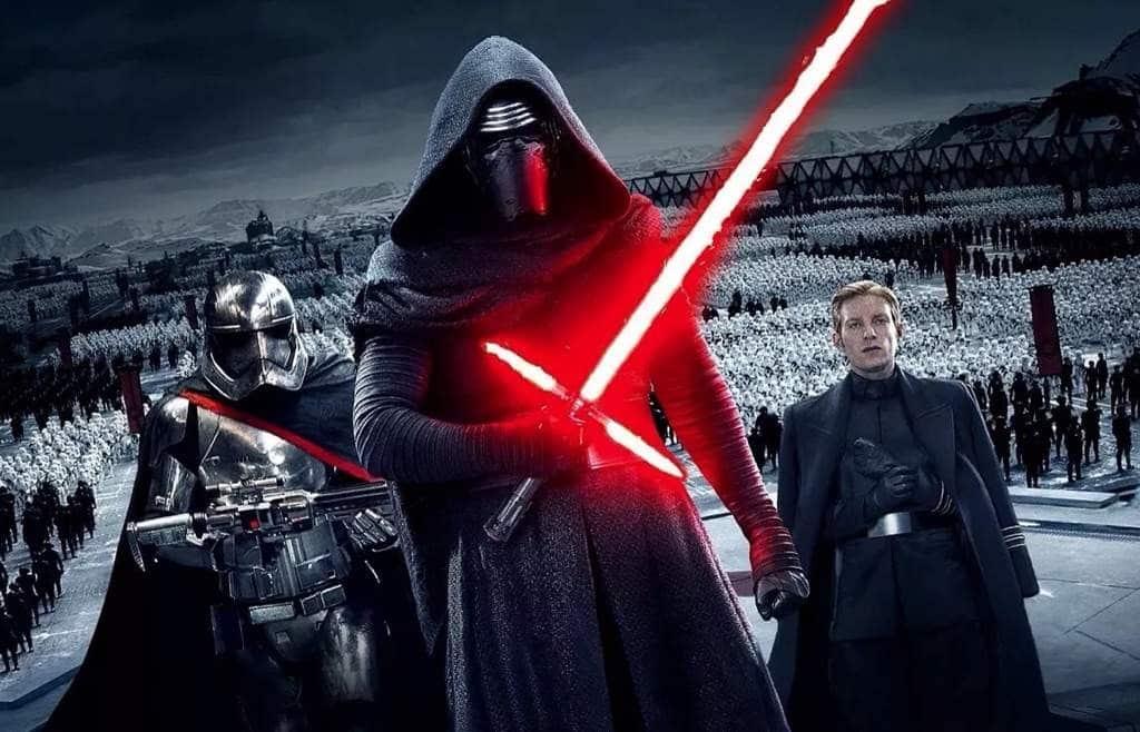 Domhnall Gleeson è disponibile a reinterpretare il generale Hux, Domhnall Gleeson è pronto a tornare in Star Wars come Generale Hux, Star Wars Addicted