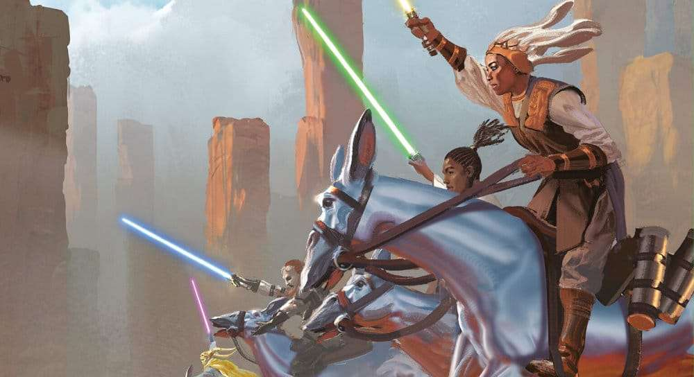 recensione La Luce dei Jedi, La recensione de La Luce dei Jedi: primo romanzo dell'Alta Repubblica, Star Wars Addicted