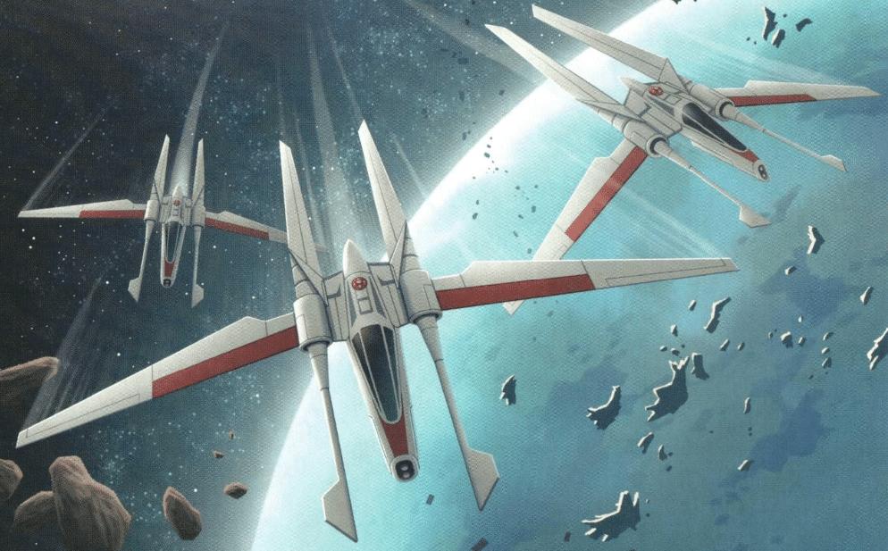 , La Luce dei Jedi: tutte le navi spaziali – Guida all'Alta Repubblica, Star Wars Addicted