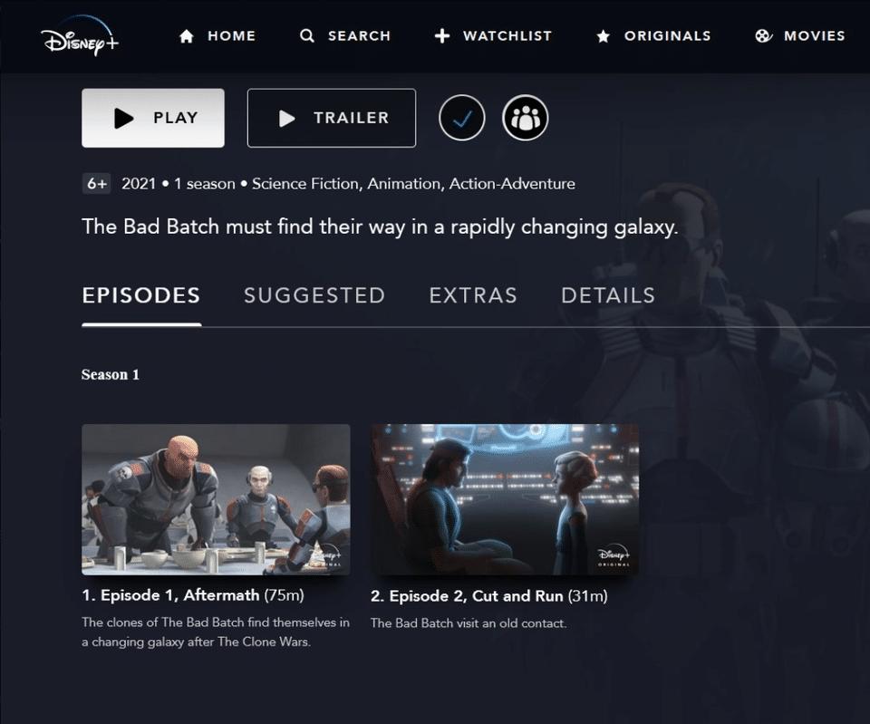 , [LEAKS] The Bad Batch: titolo, durata e sinossi delle prime due puntate, Star Wars Addicted