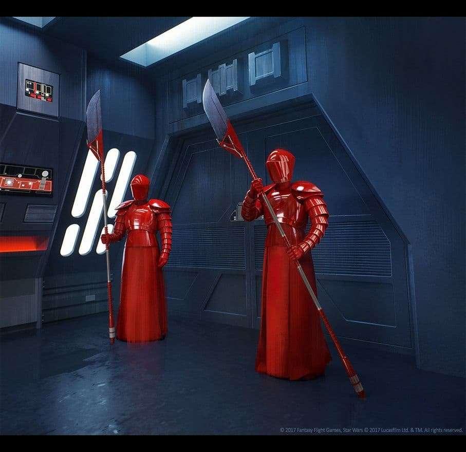 Guardie Pretoriane Snoke, Le Guardie Pretoriane – Guida al Canon, Star Wars Addicted
