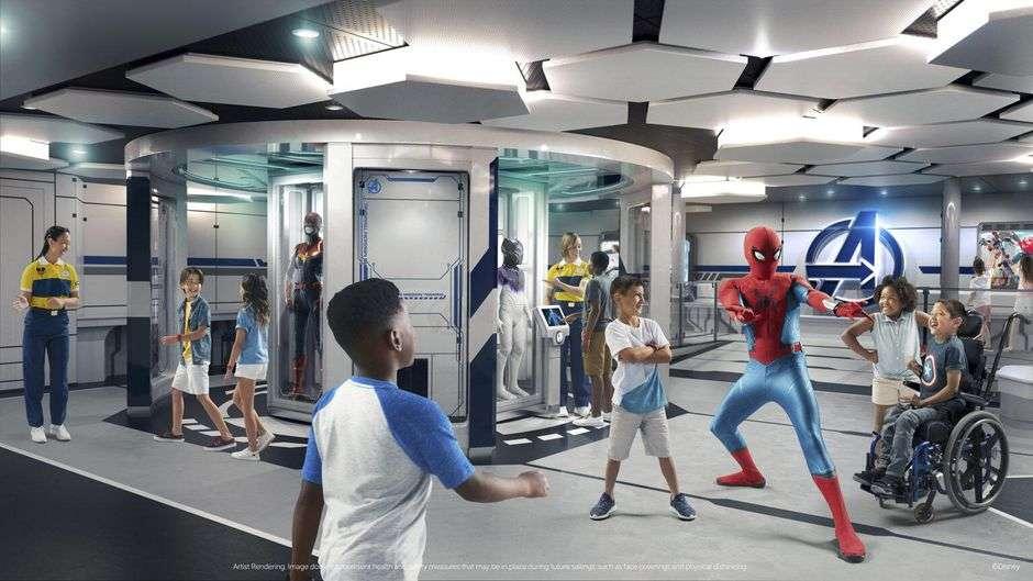 Nave Disney Wish con novità Star Wars, Disney Wish: la nuova nave da crociera con esclusive novità Star Wars, Star Wars Addicted