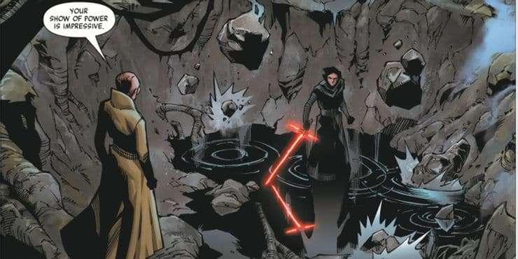 Caverna del male, La Caverna del Male: una vergenza cosciente – Guida al Canon, Star Wars Addicted