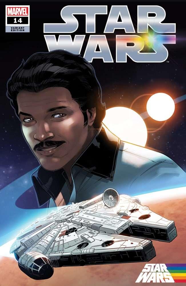 , Ecco tutte le copertine variant per il Pride Month, Star Wars Addicted