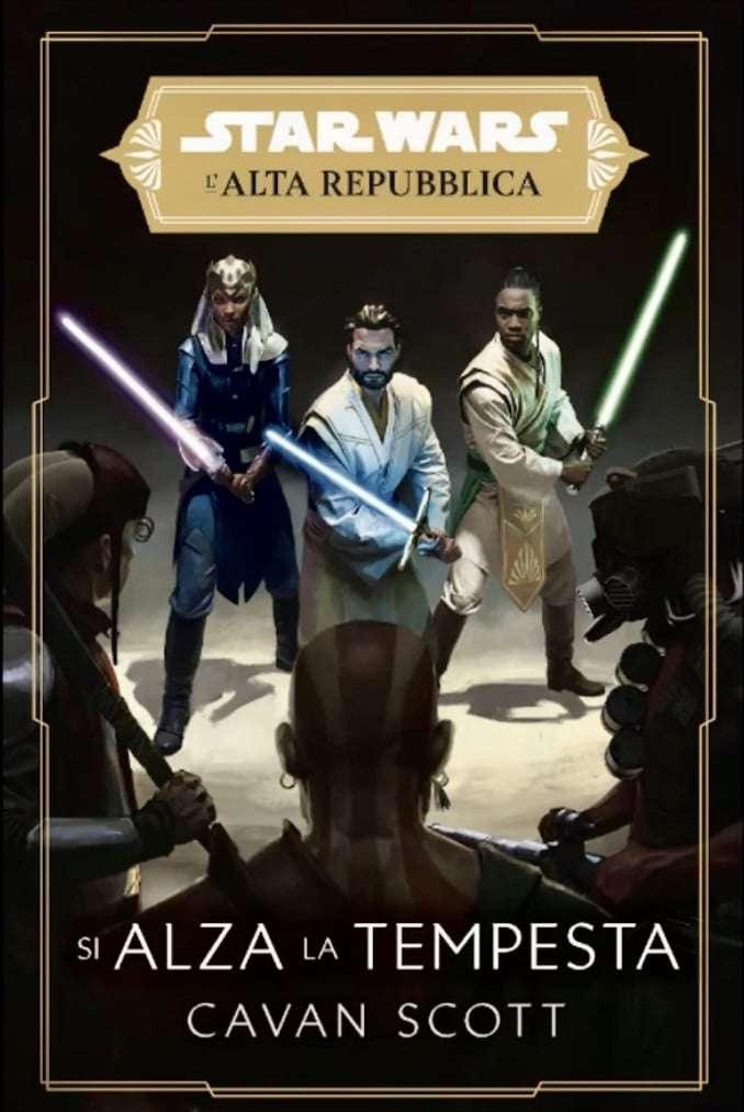 The Rising Storm, Rilasciato un primo estratto da Star Wars: The High Republic: Rising Storm, Star Wars Addicted