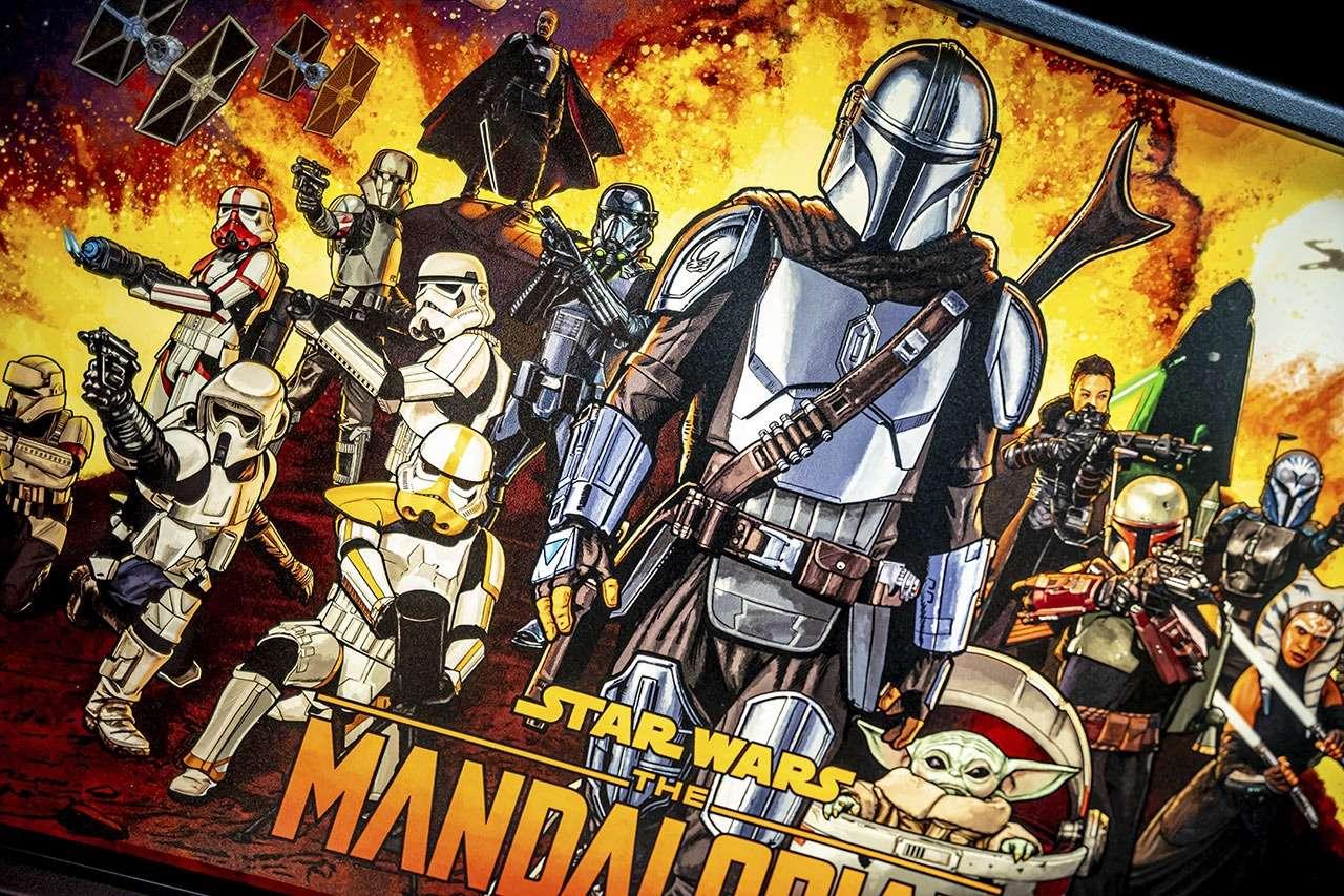Nuovi flipper a tema The Mandalorian, Una nuova missione per The Mandalorian: i flipper, Star Wars Addicted