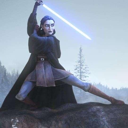 Depa Billaba Bad Batch, Depa Billaba: tra serie e fumetto, Star Wars Addicted