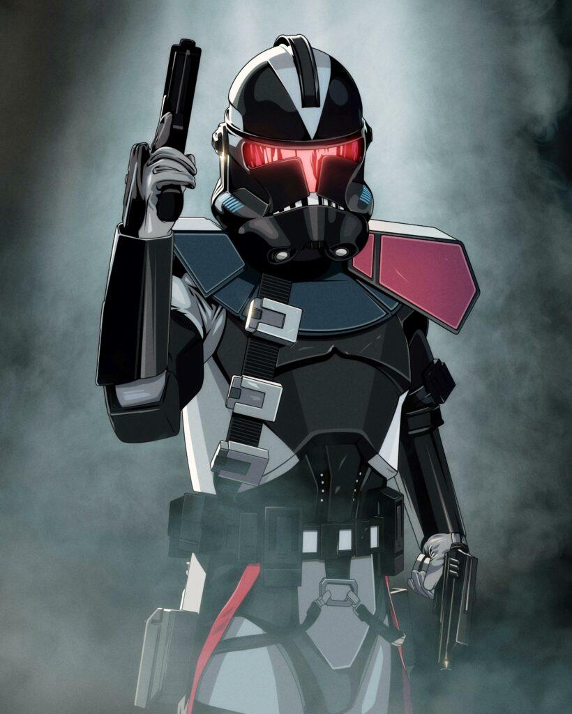 The Bad Batch, The Bad Batch: nuova versione degli Shadow clone troopers? – Guida al Legends, Star Wars Addicted