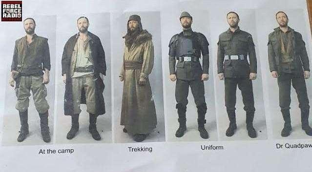 , [LEAK] Ecco la prima immagine di riferimento degli outfit di Obi-Wan Kenobi o Andor, Star Wars Addicted
