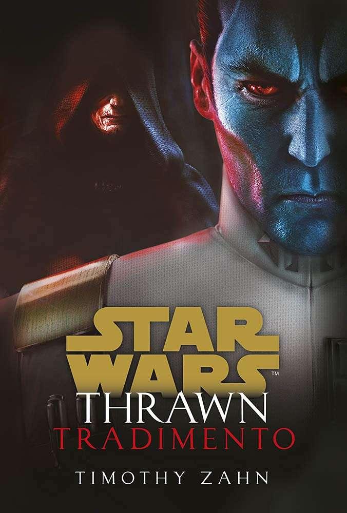, Thrawn: Tradimento – Guida al Romanzo, Star Wars Addicted