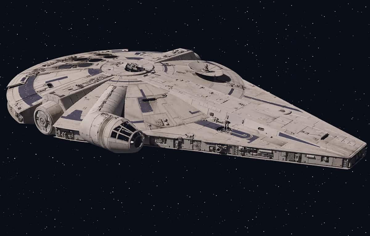 millenium falcon nave veloce, Il Millennium Falcon – Guida al Canon, Star Wars Addicted