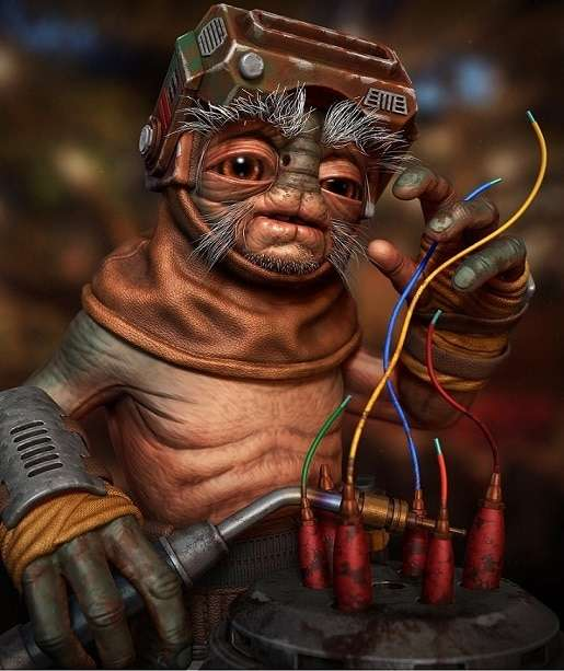 Il simpatico Babu Frik, Chi è Babu Frik – Guida al Canon, Star Wars Addicted