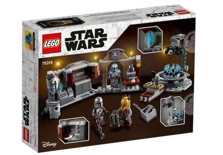 , Arriva la Fucina Mandaloriana Lego: le ufficialità, Star Wars Addicted