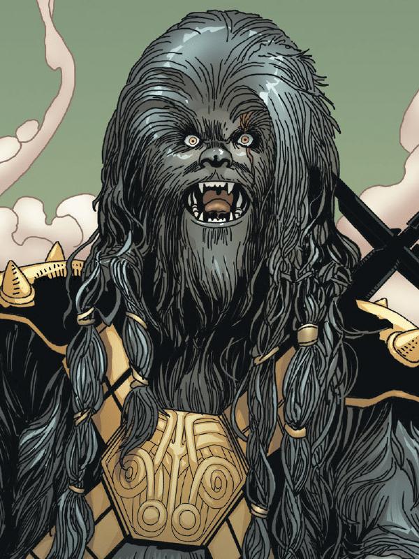 , Black Krrsantan – Guida al Canon, Star Wars Addicted