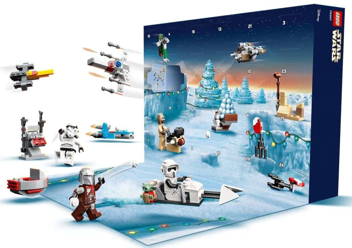, Il calendario dell'avvento Lego Star Wars 2021, Star Wars Addicted