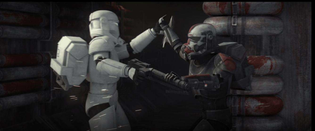 The Bad Batch, The Bad Batch – 1×14 Artiglio Guerriero, Guida all'Episodio, Star Wars Addicted