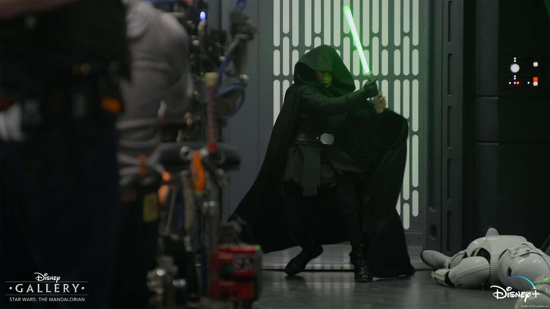 , Disney Gallery: una puntata speciale mostrerà il dietro le quinte dell'ultimo episodio, Star Wars Addicted